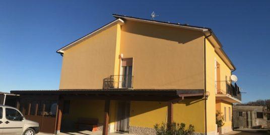 C.da Feudo Campobasso villa singola di 260 mq box e 5000 mq di terreno