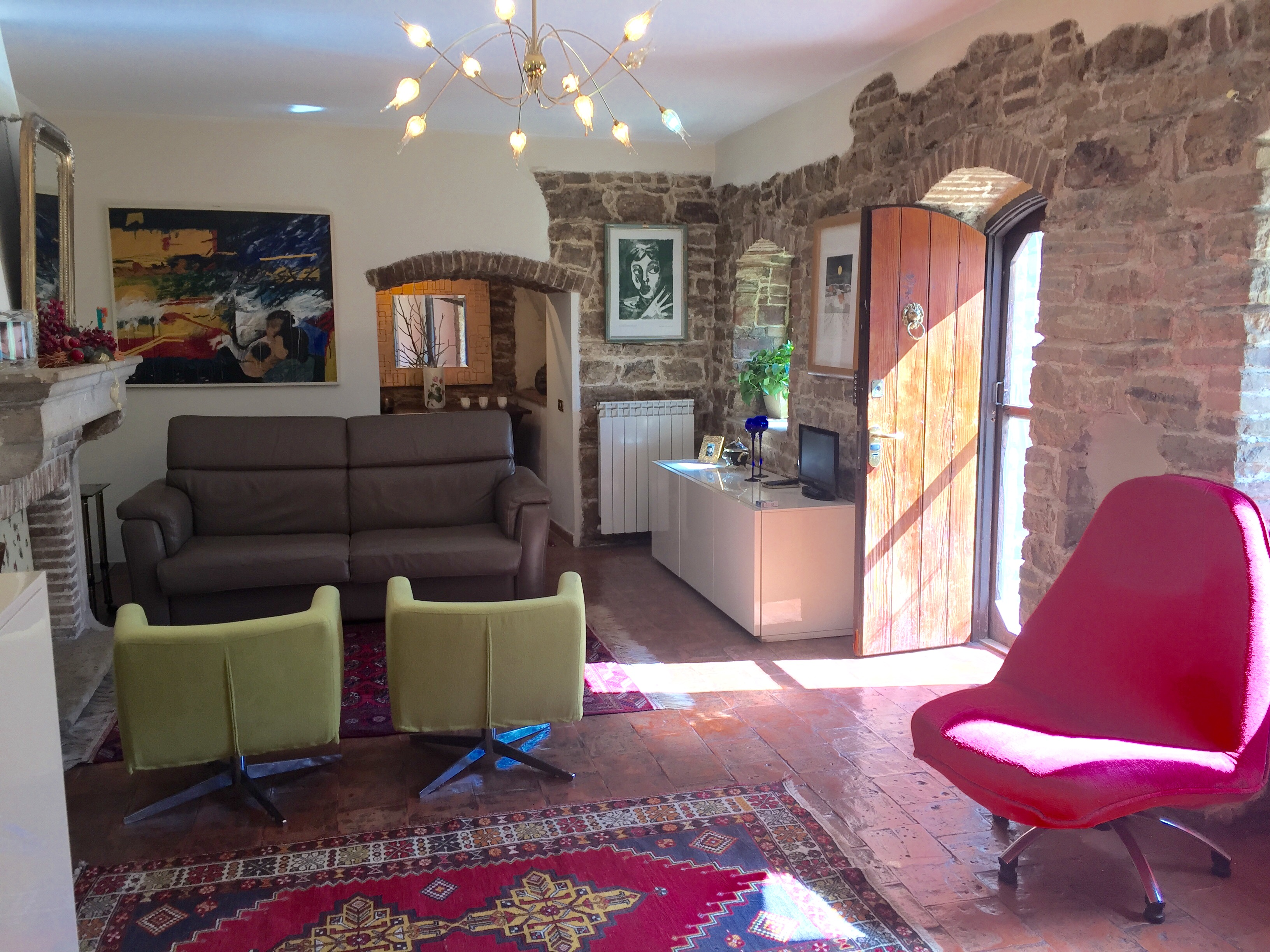 Zona Mascione villa singola di 150 mq con giardino