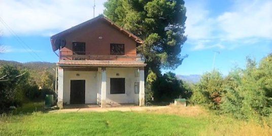 C.da Tappino casetta singola di 70 mq con terreno