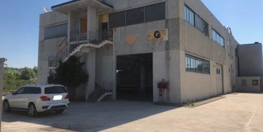 Zona Industriale di Vinchiaturo Capannone di 2000 mq con corte esclusiva di proprietà